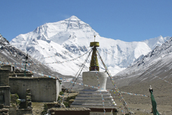 Zentralasien, Tibet: Mount Everest